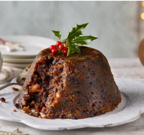 Mileeven Luxury Christmas Pudding 900g -32.00 SGD