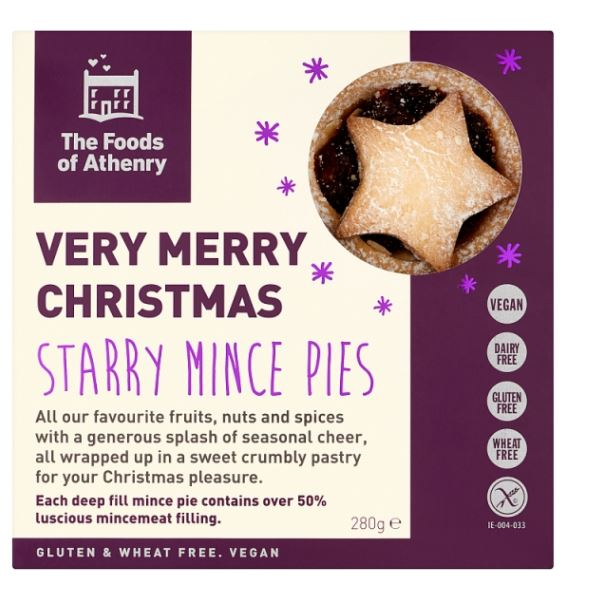 Mince Pies - The Foods of Athenry Mince Pies - 14 .90 sgd