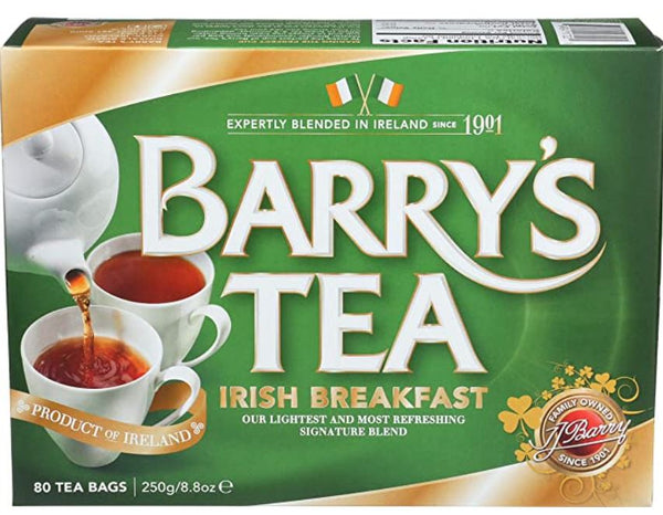 Barry's Tea Irish Breakfast (80 tea-bags) $8.20