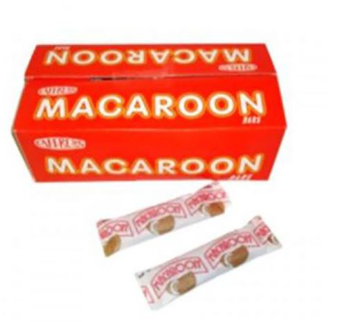 Caffreys Irish Macaroon Bar 25g $2.00
