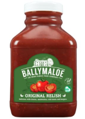 Ballymaloe Country Relish Jar CATERING SIZE 3KG