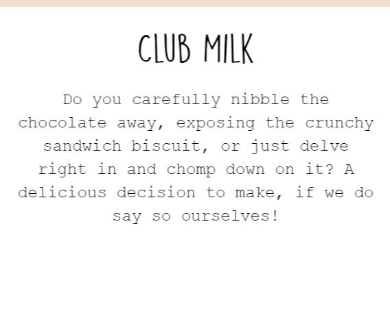 JACOBS CLUB MILK