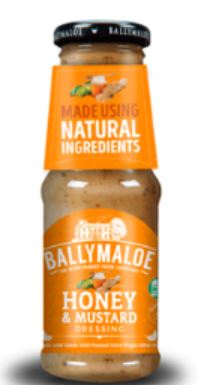 Ballymaloe Honey and Mustard Dressing 250ml $6.50