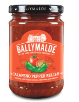 Ballymaloe Jalapeno Pepper Relish 280ML $6.60