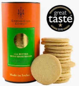 The Lismore Food Co. All Butter Irish Shortbread 150g $12.90