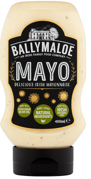 Ballymaloe Mayonnaise Easy Top 450g $10.20
