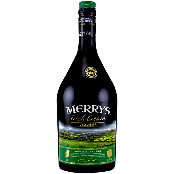 Merry's Irish  Cream Liqueur 700 ml $38.00