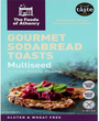 Foods of Athenry Gluten Free Multi Seed Toasts Box 110g $8.90