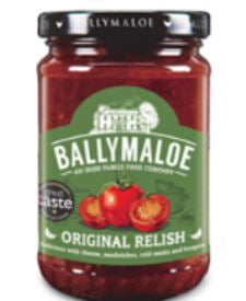 Ballymaloe Country Relish Jar 310g $11.40