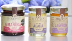 Mileeven Luxury Honey Tripack $28.50