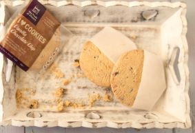 Foods of Athenry Gluten free Vanilla Chocolate chip cookie 60g $3.25
