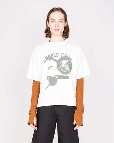 """Angels Camp"" Oversized T-Shirt"