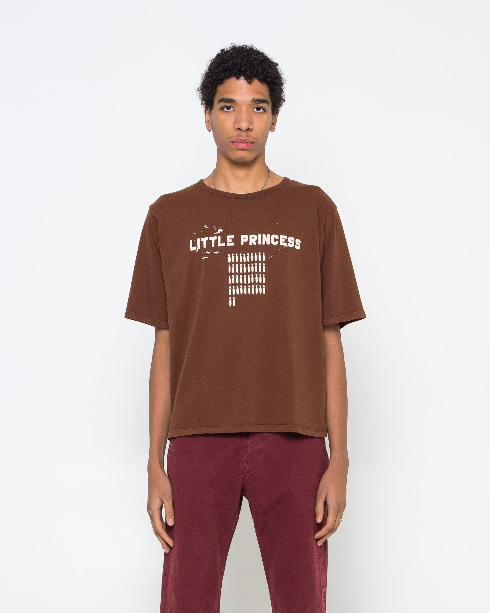 """Little Princess"" Oversized T-Shirt"