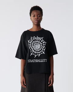Spiderweb Logo T-Shirt