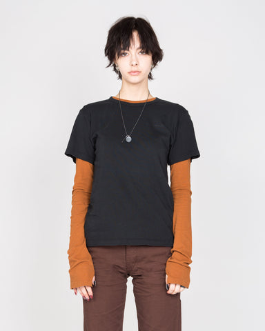 """The End"" Cap Sleeve T-Shirt"