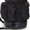 Lid Bag, MA-1, 35 litre Helmet Bag, Backpack, duffle bag, Impact Protection, leather, ballistic nylon - DPOOLE