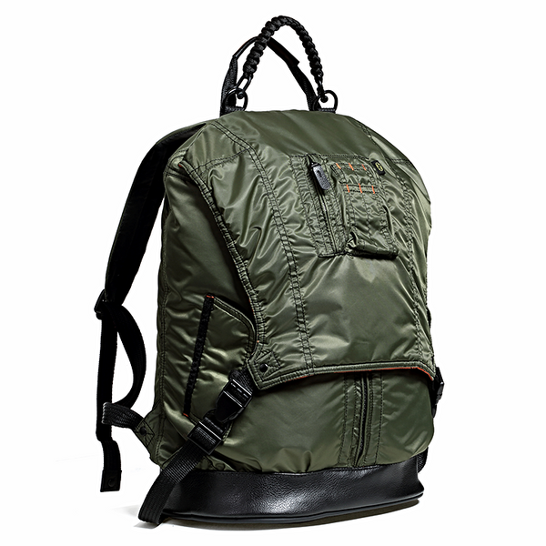 dpdanielpoole MA-1 Jacket Bag, backpack,laptop bag,mens,womens ,fashion,sport,balastic nylon, rucksack . - DPOOLE