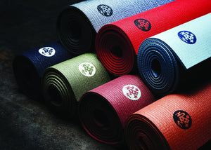 We Are Now Supplying Manduka Products