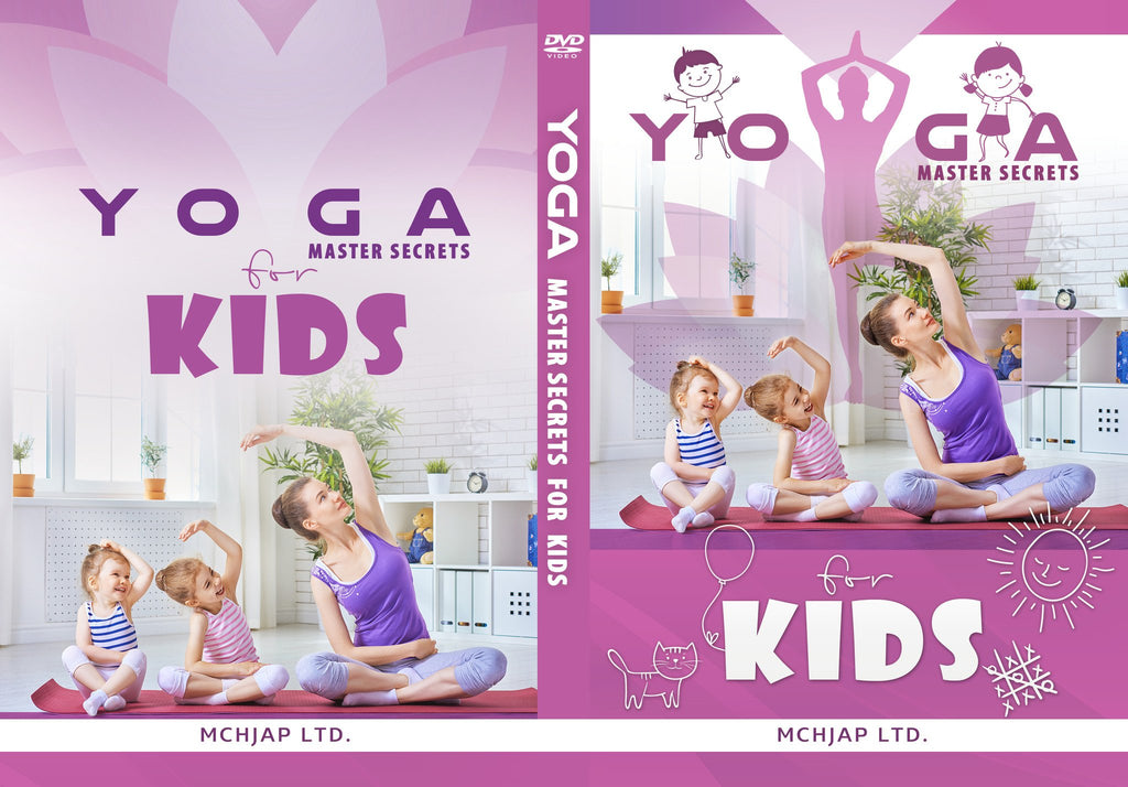 kids Yoga DVD