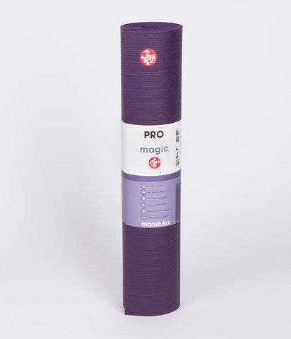 Manduka Pro Yoga Mat - Black Magic 71""