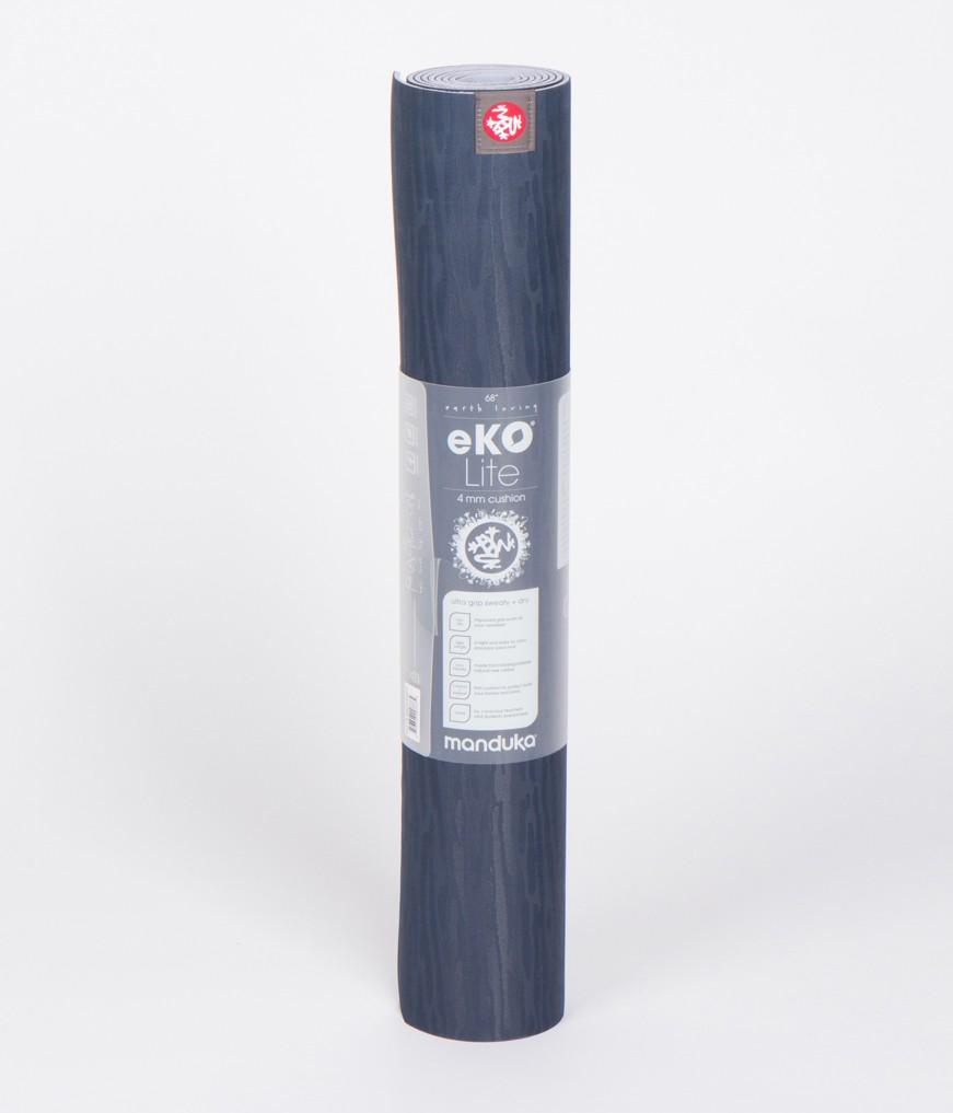 Manduka eKO Lite Mat 4mm - Midnight
