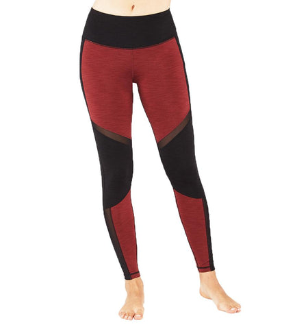 Racer Legging - Ruby Yoga Leggings