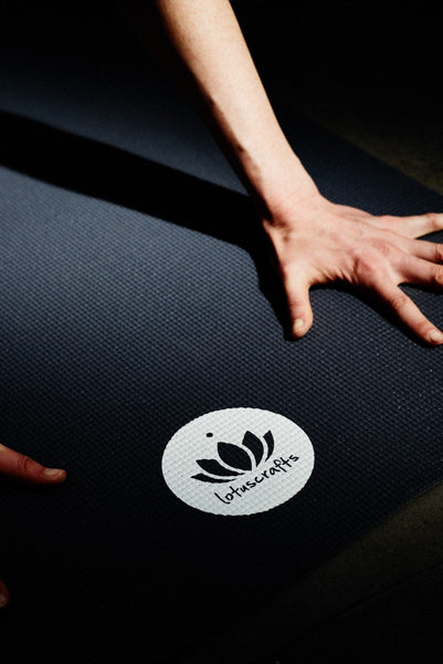 Lotuscrafts Yoga Mat MUDRA Studio XL - Anthracite