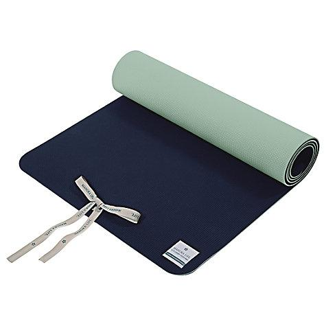 Manuka Life Eco Luxury 6mm Yoga Mat - Sage/Raven