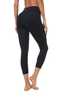 Queenie Ke Women Yoga Capris Leggings - Black