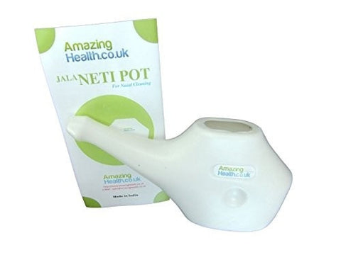 Neti Pot For Nasal Flushing