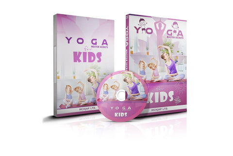 yoga for kids dvd