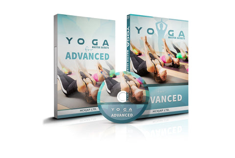 Yoga Advanced Poses DVD