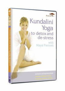 Kundalini Yoga To Detox And De-Stress