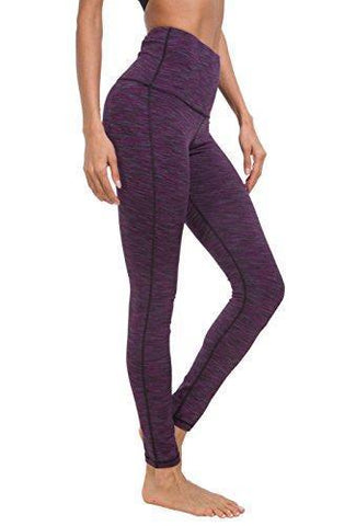 Women Yoga Legging Power Flex High Waist Running Pants