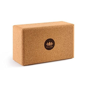 Lotuscraft Cork Yoga Block