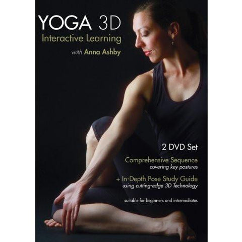 Yoga 3D, Interactive Learning With Anna Ashby