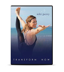 Transform Now Power Yoga DVD by Niki Perry