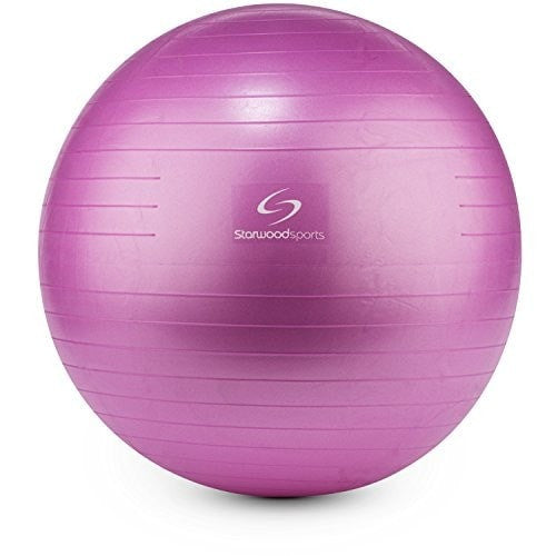 Yoga Swiss Ball With Hand Pump
