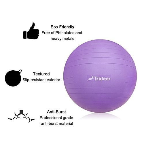 Yoga Swiss Fitness Ball And Natural Birth Maternity Ball