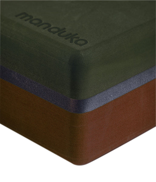 Manduka Foam  Yoga Blocks Range