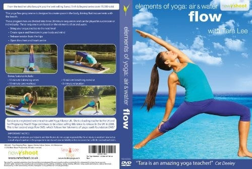 Flow Yoga: Elements of Yoga: Air & Water with Tara Lee DVD