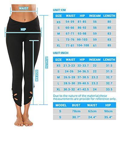 Women Gym Leggings High Waist Yoga Sports Pants