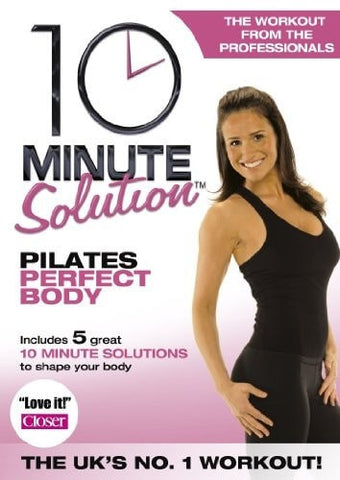 10 Minute Solution - Pilates Perfect Body [DVD]