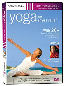 Yoga For Stress Relief [DVD]