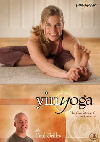Yin Yoga: The Foundations of a Quiet Practice DVD