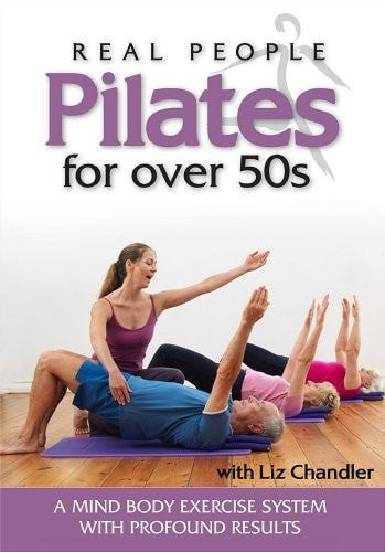 Pilates for Over 50s [DVD]