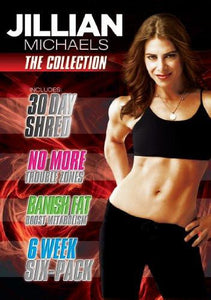 Jillian Michaels - The Collection [DVD]