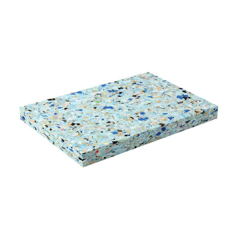 Yoga Mad Chip Foam Half Yoga Block