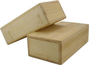 Yoga Mad Hollow Bamboo Yoga Brick