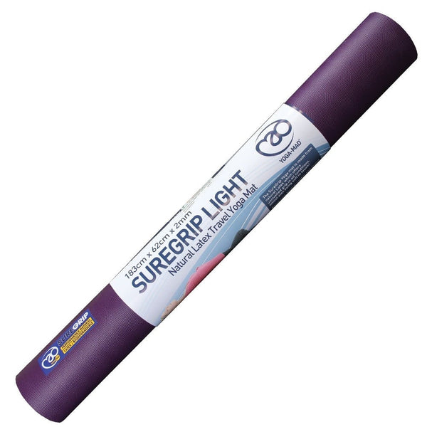 SureGrip Yoga Travel Mat 2mm